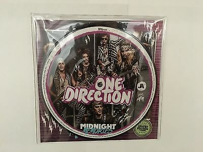 """One Direction - Midnight Memories (7"""" PICTURE DISC RSD ) ZAYN HARRY STYLES NIALL"""