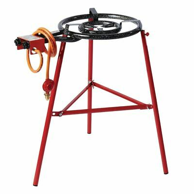 Garcima Paella Gas Burner with 2 Power Rings - Simple and Easy Cooking - 400mm