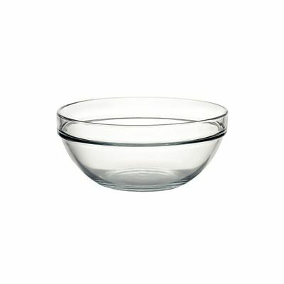 Arcoroc Chefs Glass Bowl Dishwasher and Freezer Proof 230mm 2.5L Pack of 6