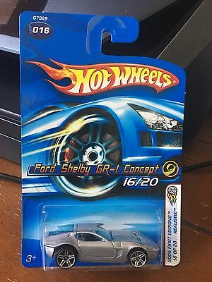 2005 Hot Wheels First Editions Ford Shelby GR-1 Concept #16