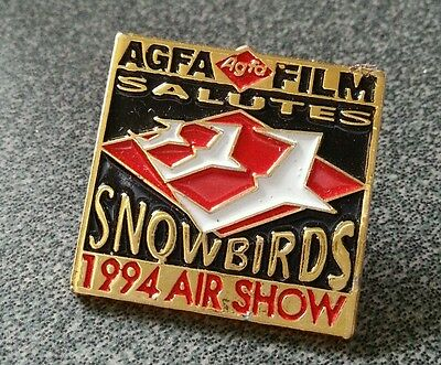 1994 Snowbirds Canada Air Show pin