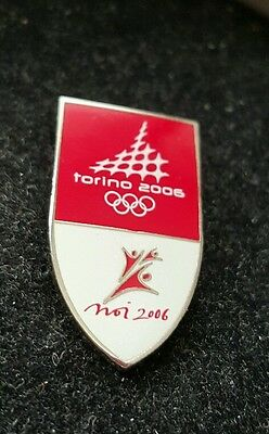 2006 Torino Olympic Ceremonies  Pin