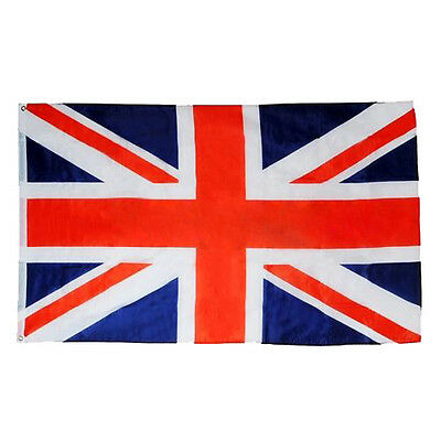Union jack flag UK Olympics sport british jubilee great britain 5 x 3ft L8K9