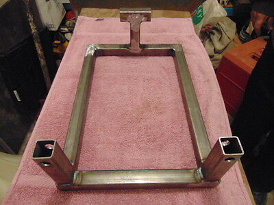 Manual Transmission Stand Holder Saginaw Muncie Borg Warner t10 IMCA UMP Race