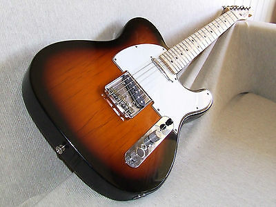 Fender Telecaster Standard 2007 Brown Sunburst Custom Shop Texas Special USA