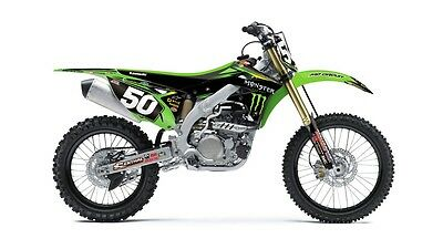 Team Monster Pro Circuit Kx250F Graphics Kit ( 2009 2010 2011 2012 )  N40-3742