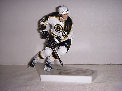 Vintage Joe Thornton Boston Bruins Mcfarlane Figure - Variant White Jersey