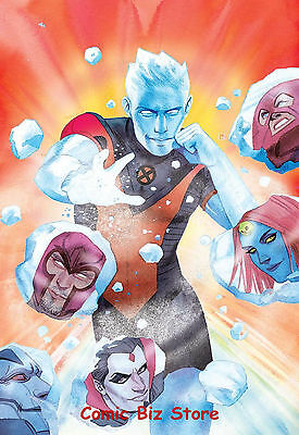 Iceman  #1 (2017) 1St Printing Marvel X-Men Bagged & Boarded