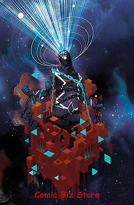 Black Bolt #2 (2017) 1St Printing Bagged & Boarded