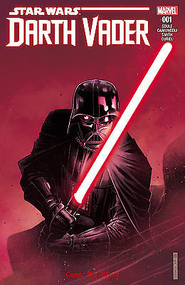 Star Wars Darth Vader #1 (2017) 1St Printing Mavel Bagged & Boarded