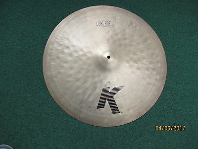 "Zildjian K Light-Ride 22"" Ride Becken"