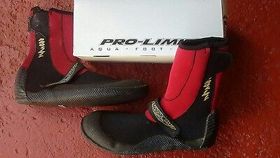 Pro Limit neoprene boots, brand new, ex display, size 46/47, sailing, kite, sup.