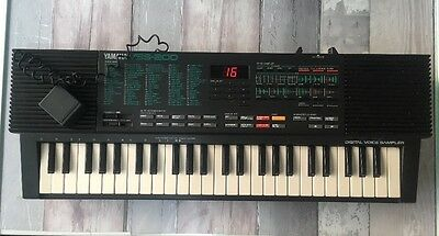 Yamaha VSS 200 Portasound Electronic Sampling Keyboard Synth Japan Retro
