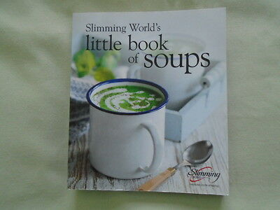 Slimming World's Little Book of Soups Cookbook
