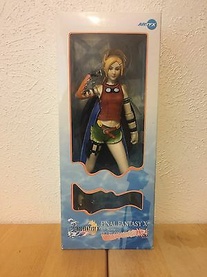 Final Fantasy X 10 No.3 RIKKU 1/6 PVC Action Figure ArtFx Kotobukiya Square Enix