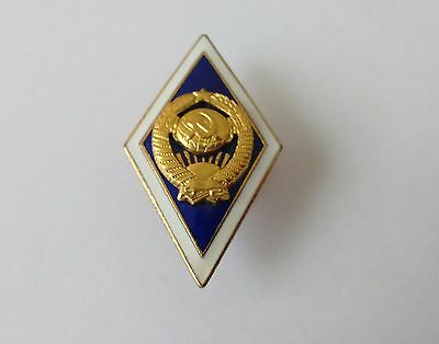 Pin Badge Rhombus Academy / University