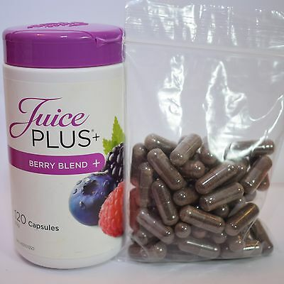 Juice Plus Premium Berry Blend 60 Capsules 30 Days Supply Trial *Free Delivery*