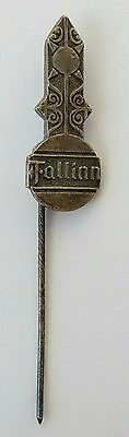 Vintage Pin Badge Tallin Estonia