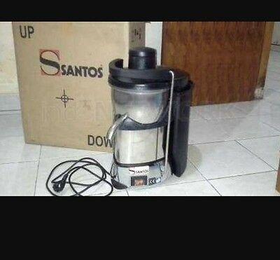 New Santos juicer 50 brand new with all other parts with out box