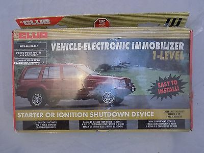 Vehicle-Electronic Immobilizer Starter Ignition Shutdown Device All Cars