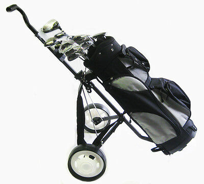 Golf Dynacast Right Handed 13 Club Golf Set 2 Year Wnty-FREE SHIPPING