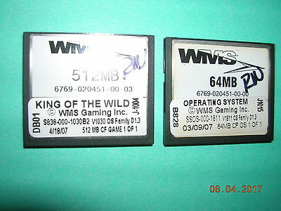 "WMS BB1/2 Wms Software ""King Of The Wild"""
