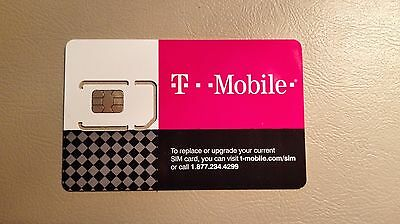 Tmobile Unlimitation sim card 10 days: Unlimited Data/Voice/SMS for USA