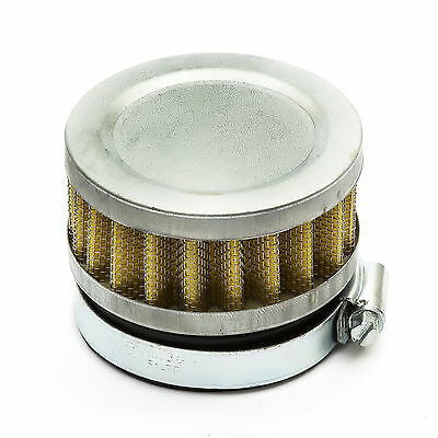 K N Type Pancake Air Filter 58mm 60mm Gold Dellorto Carburettor Mini Moto B1 Rep