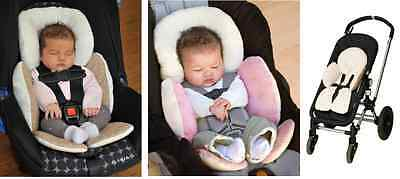 NEW **JJ Cole Total Body Support** For Baby Car seat ,Pram Jogger, rocking Chair