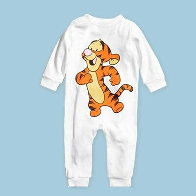 Baby costume One-Piece Winnie the Pooh Tigger Long Sleeve Romper 18-24mos size 2
