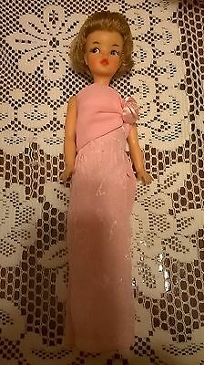 """Vintage Tammy doll by Ideal, BS-12 2, 12"""", two outfits Mother's Day gift!"""