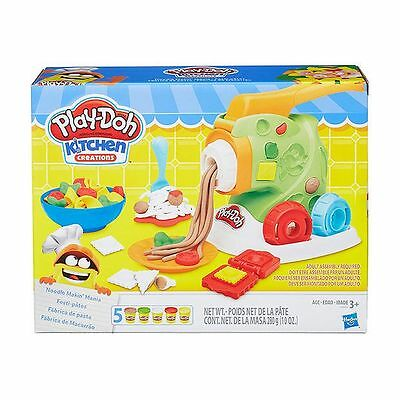 New Hasbro Play-Doh Kitchen Creations Noodle Makin' Mania B9013