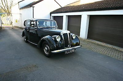 Daimler DB18 Consort. 1953. The most original car in exceptional condition