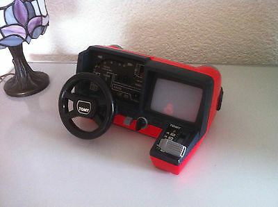 Tomy Racing Cockpit Fahrsimulator