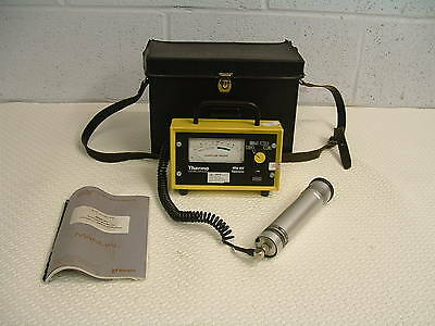 Thermo Mini Monitor 900 Mini 900 Ratemeter 900/42B Geiger Counter