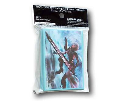 Final Fantasy TCG XIII: Sleeves Kartenhüllen - Lightning Returns - neu ovp -