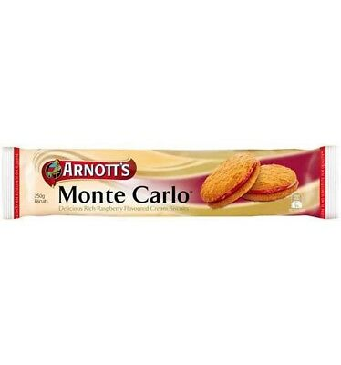 Arnotts Monte Carlo Biscuit 250g