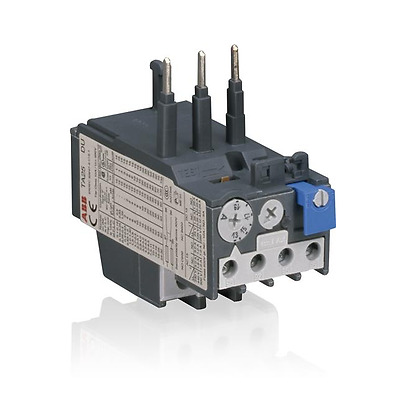 ABB Thermal Overload Relay TA25 Various Amperages 0.63/1/1.4/1.8/8.5/25A TA25DU