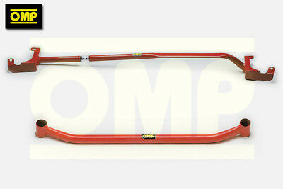 Omp Upper/Lower Strut Brace Bmw Mini Gen 1 R50 R52 R53