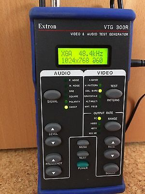 Video- und Audio A/V Test Generator - Extron Electronics Model VTG300R