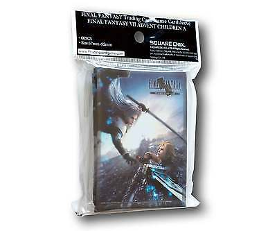 Final Fantasy TCG VII: Sleeves Kartenhüllen - Cloud/Sephiroth - neu ovp -