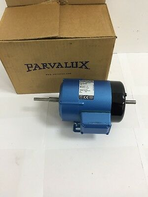 New Parvalux 190w SD12 DC SHUNT Electric Motor 4000RPM W09579 200/250vDC