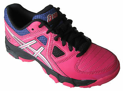 Asics Pink Youth Trainers Asics Running Shoes Pumps UK13 kids up to UK5 Youths