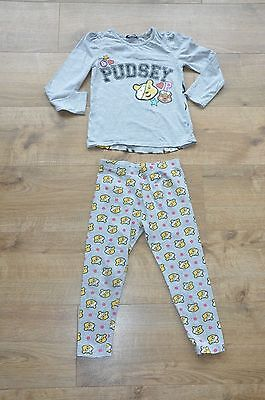w, Pyjama Top and Bottoms / Trousers  Set for 5-6 years old girl  from George