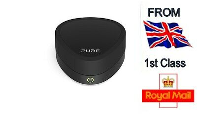 Pure Jongo A2 Wireless Hi-Fi Adapter with Wi-Fi and Bluetooth (Refurbished)