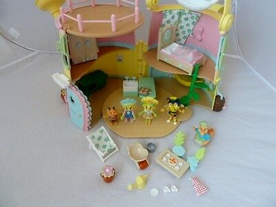 Fifi And The Flowertots Watering Can House Playset With Figures