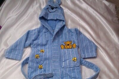 Boys dressing gown
