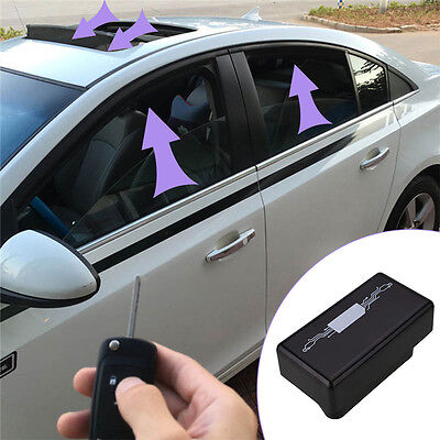 Car Canbus Window Closer Remote Controller Auto For Buick Cadillac Chevrolet