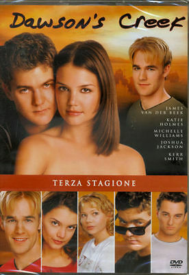 DAWSON'S CREEK  Stagione 03 (6 Dvd) 2000 Tv - serie Sony Pictures - DVD NUOVO