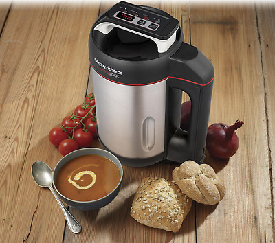 Brand New Morphy Richards 501014 Sauté and Soup 1.6 Litres Soup Maker Stainless